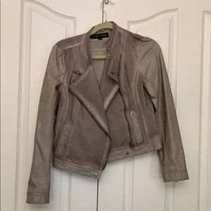 Like New BLANC NOIR Beige Jacket Size S